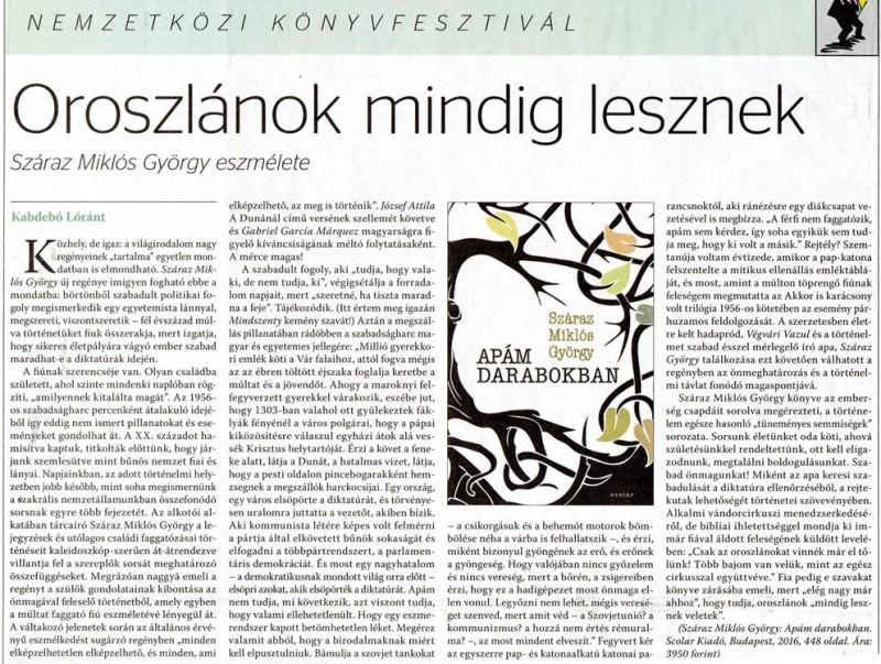 Magyar Idők 2016 Lóri (kicsi)